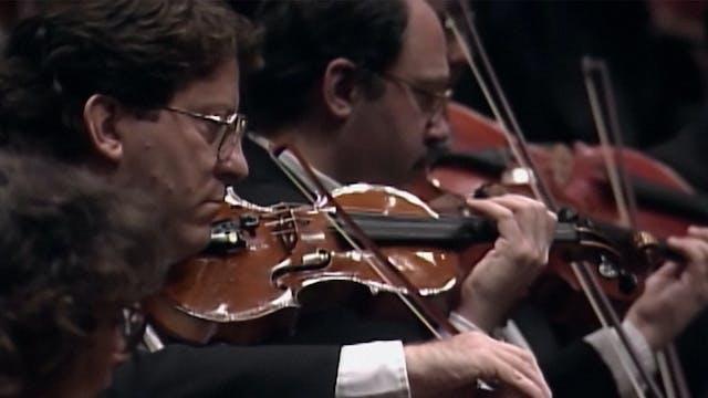 Mehta Conducts Mozart's Symphony No. 40