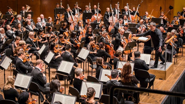 Mahler's Seventh in A Concert for Unity