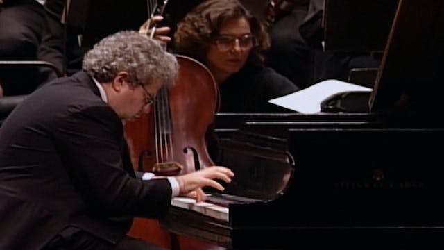 Emanuel Ax Performs Beethoven