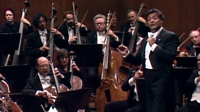 Zubin Mehta Conducts Mozart's Jupiter...