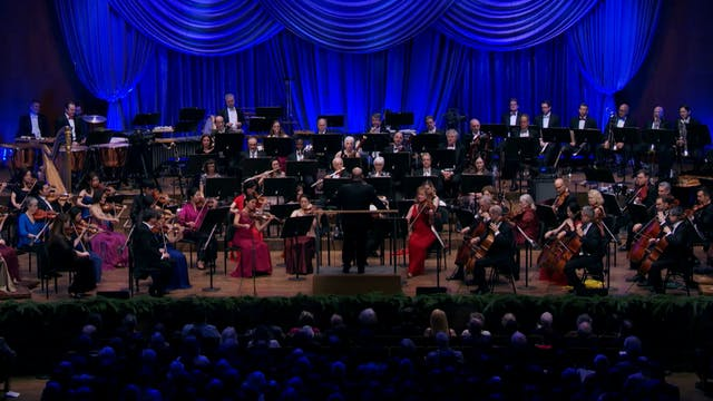 Jaap van Zweden Conducts Wagner and S...