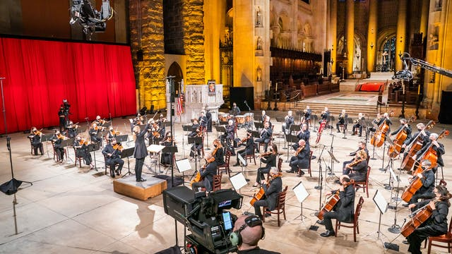 NY Phil at The Cathedral: Annual Memo...