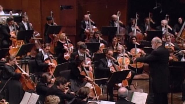 Masur Conducts Tchaikovsky's Fifth Sy...