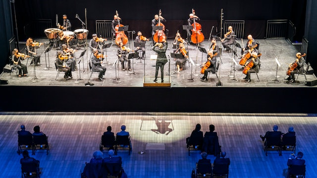 The Shed Presents An Audience with … the New York Philharmonic