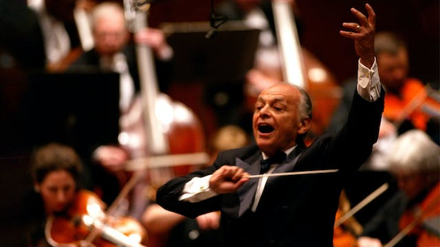 A Tribute to Lorin Maazel, with Isabe...
