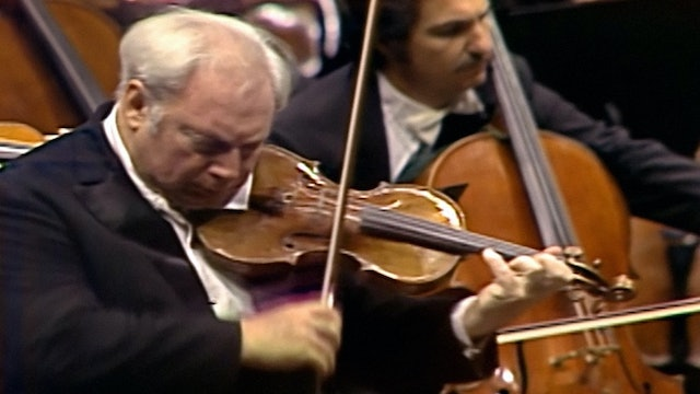 Isaac Stern's 60th Birthday