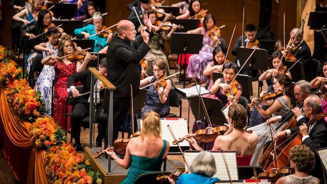 Van Zweden Conducts Mahler