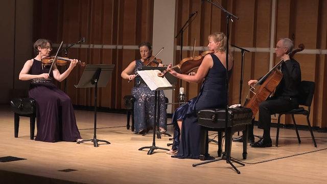 Schubert's Rosamunde Quartet