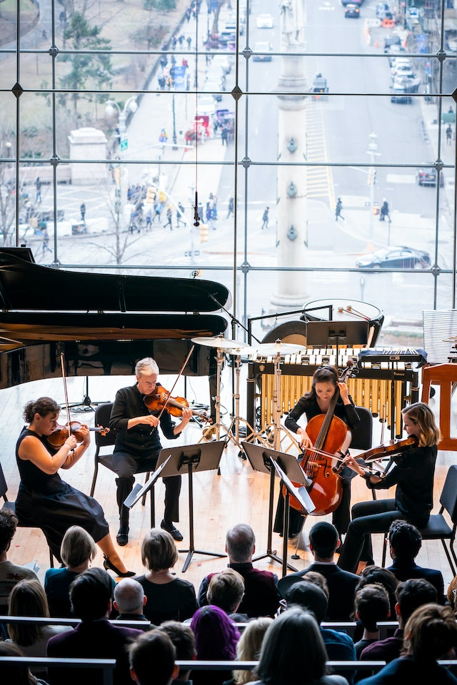 Threads: A Tapestry of Chamber Music