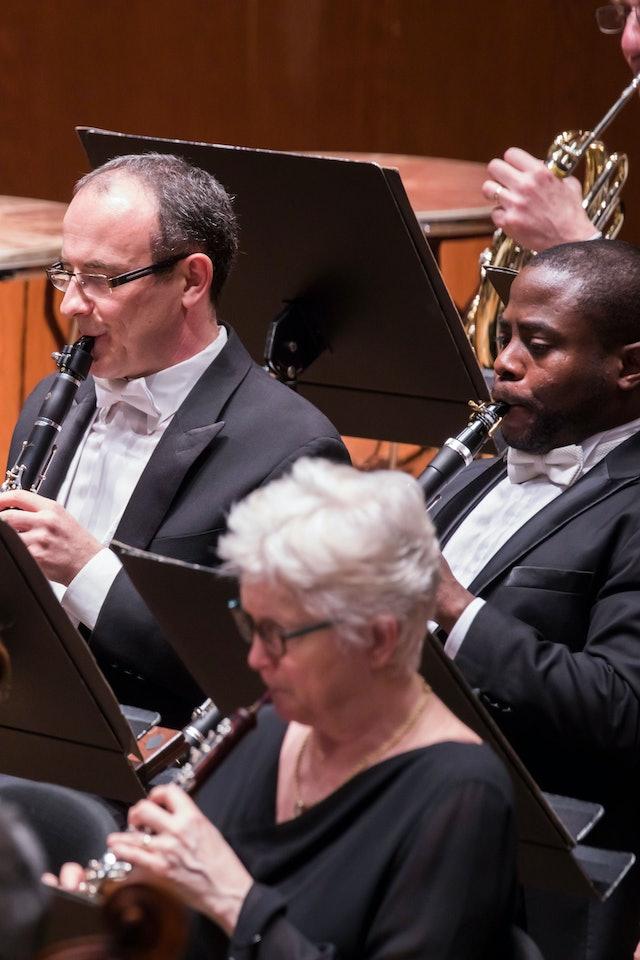 Gilbert Conducts Brahms's Third Symphony