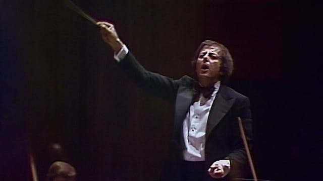 Andre Previn Conducts Strauss