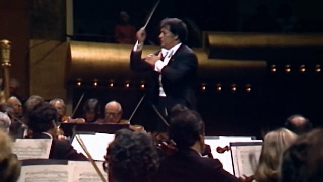 Zubin Mehta Conducts Strauss's Don Juan