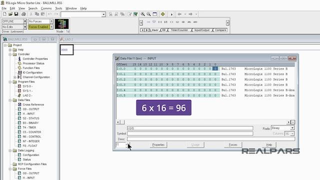 13. RSLogix Input Files