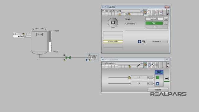 10. WinCC Example Process – Testing t...