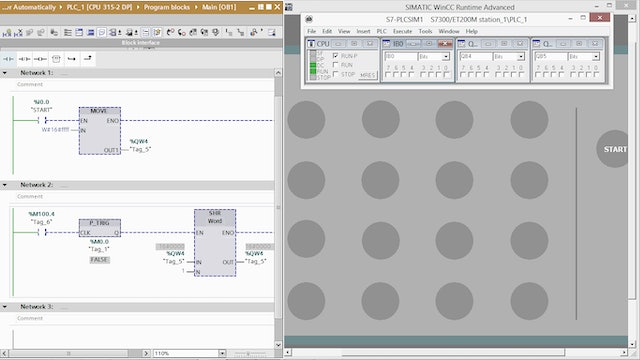 202. Turning Off PLC Outputs One-after-the Other Automatically – Part 1