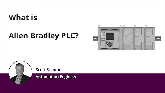 1. What is Allen Bradley PLC - Introduction
