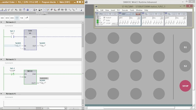 How to Use the Shift and Rotate Instructions in PLC Programming