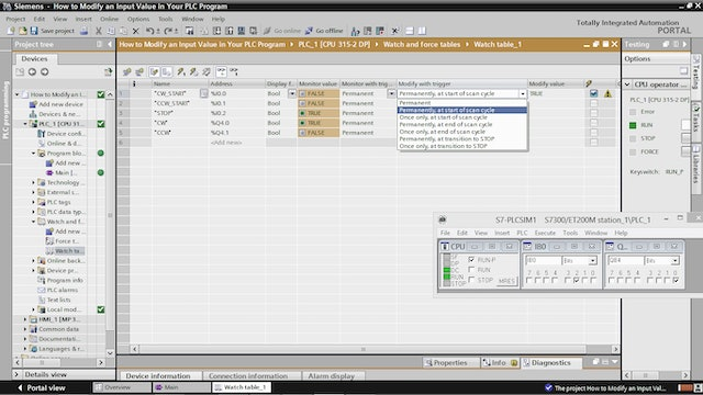 211. How to Modify an Input Value in Your PLC Program – Part 1
