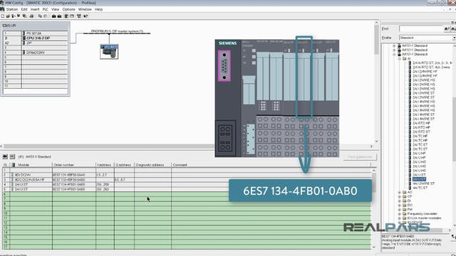 5. Software Setup for Profibus-DP- Part 3