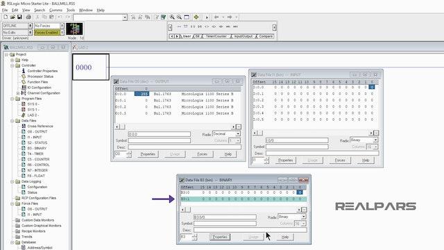 15. RSLogix Data Files