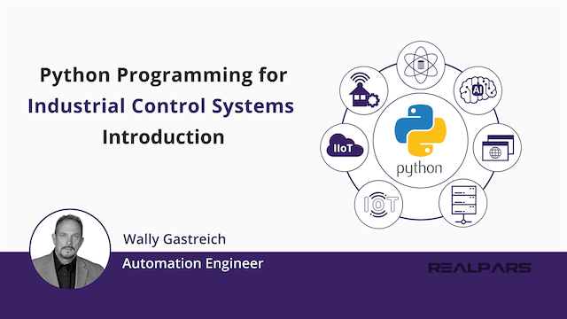 1. Python Programming for Industrial Control Systems - Introduction