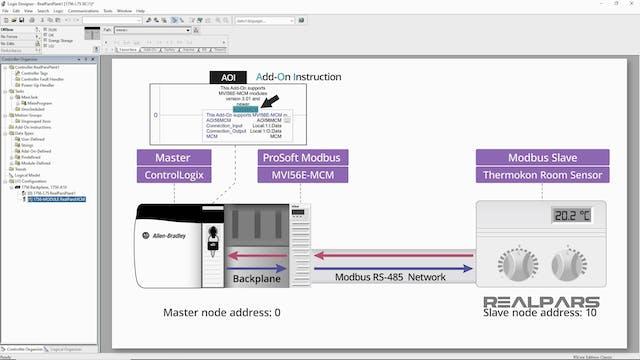3. How to Setup a ProSoft Tech Rockwe...