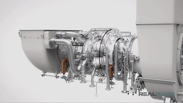 135. Gas Turbine Temperature Control PLC Program - Part 1