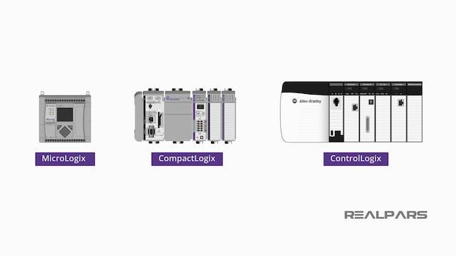2. Common Allen-Bradley PLC Models