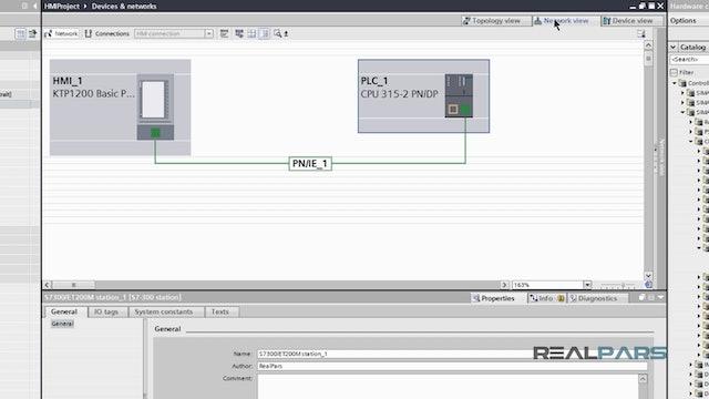 2. Adding a Touchscreen HMI to the Hardware Configuration