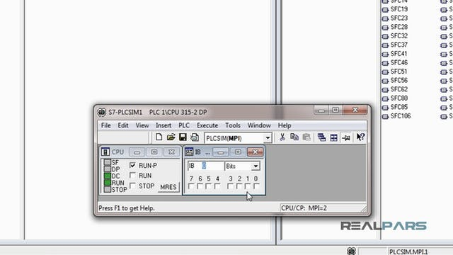 38. Running a 3-Phase Motor PLC Progr...