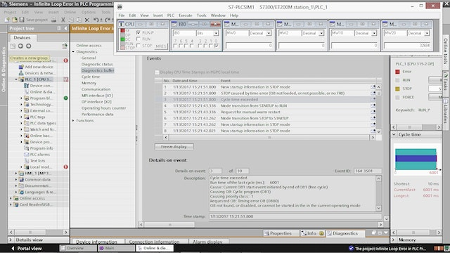 195  What is a Watchdog timer in a PLC? - How to Use Jump