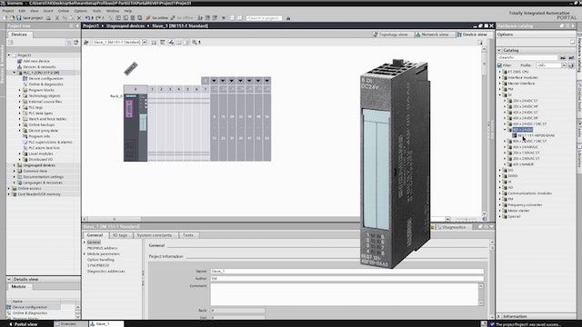 11. Software Setup for Profibus-DP - Part 3 (TIA Portal)