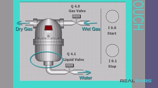 7. Automatic Industrial Dryer PLC Program - Part 1