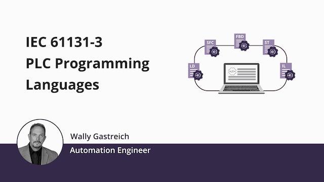 1. Studio 5000 IEC 61131-3 PLC Programming Languages