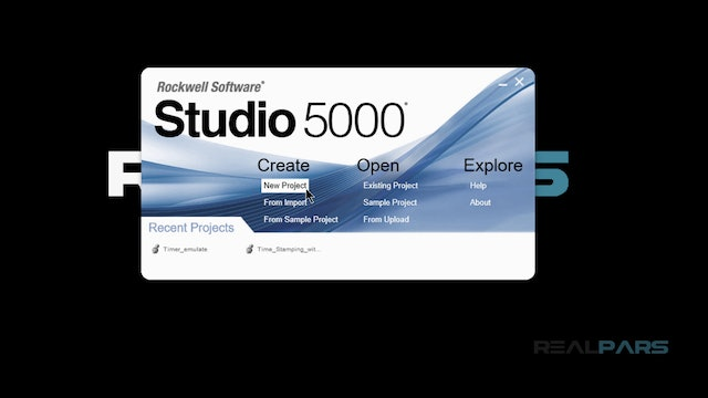 6. An Introduction to Allen Bradley Using Studio 5000 Logix Developer