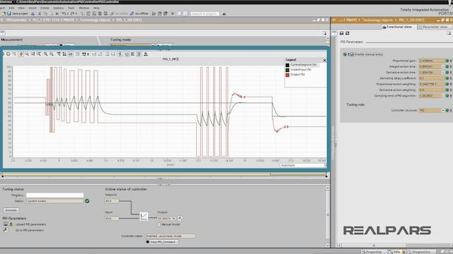 9. Tuning the PID Control Loop with t...