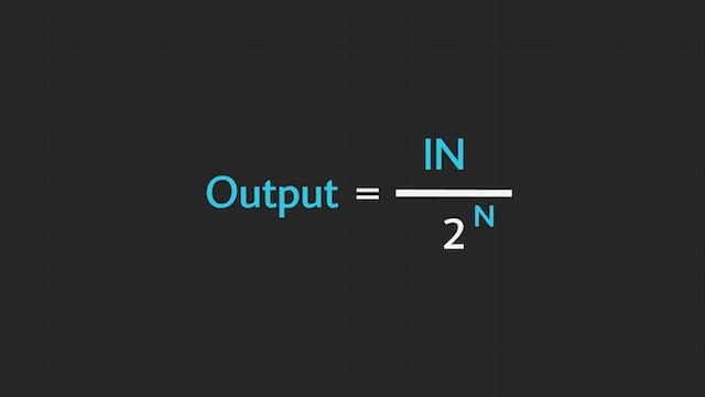 172. Shift Right Integer – Part 3