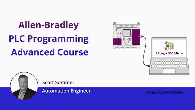1.  Allen-Bradley PLC Programming - Introduction