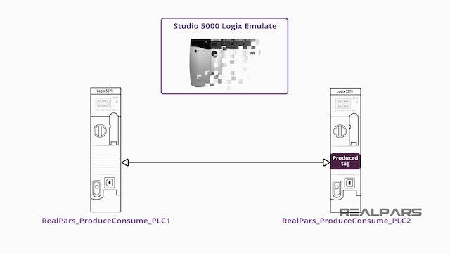 4. Adding the Remote PLC Produce Tag