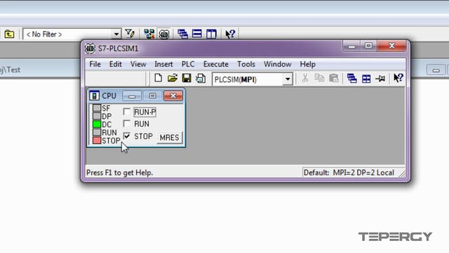32. How to work with PLC Simulator?