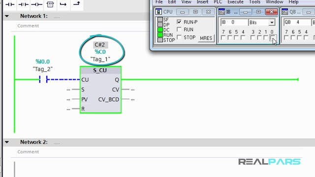 1. Introduction to Counters in PLC Programming _ Part 1