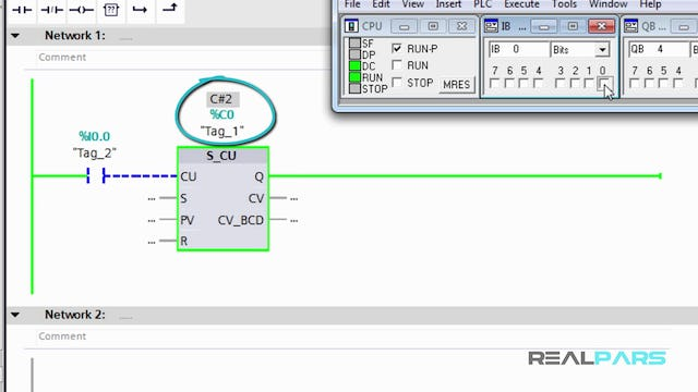 90. Introduction to Counters in PLC Programming _ Part 1