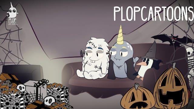 PLOPcartoons Halloween Special Satan'...