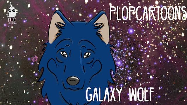 Wolf Animation GIF