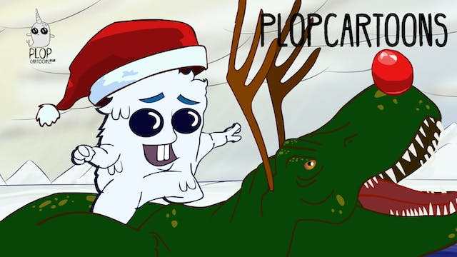 Narwhal Yeti show Christmas 2: this t...