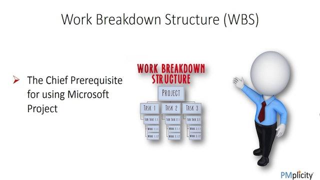 Chapter 3 Sneak Peak - Understanding the WBS