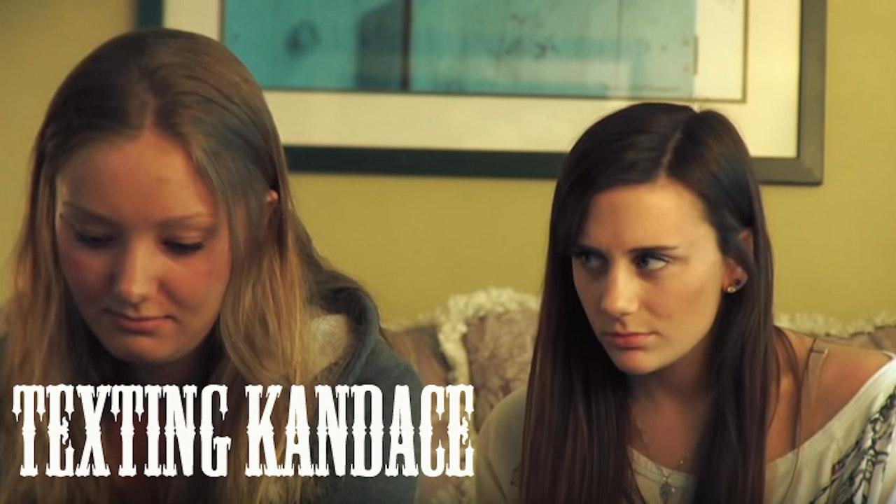 Texting Kandace