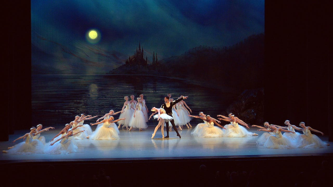 Swan Lake: own all five shows