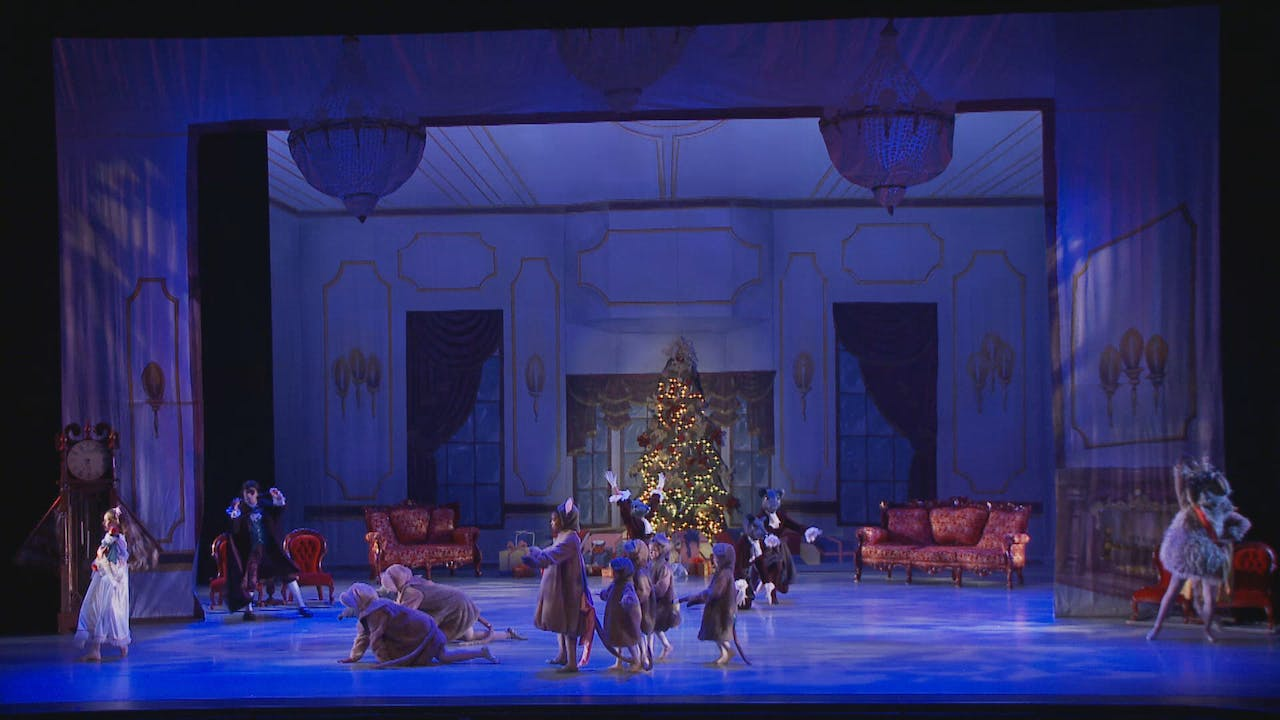 NEAB: The Nutcracker 11/27/2020 7:30 pm