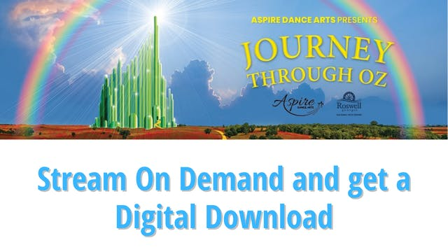 Journey Through Oz: All 4 shows 2021
